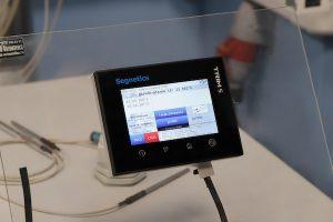 Тестирование датчиков температуры на производстве
