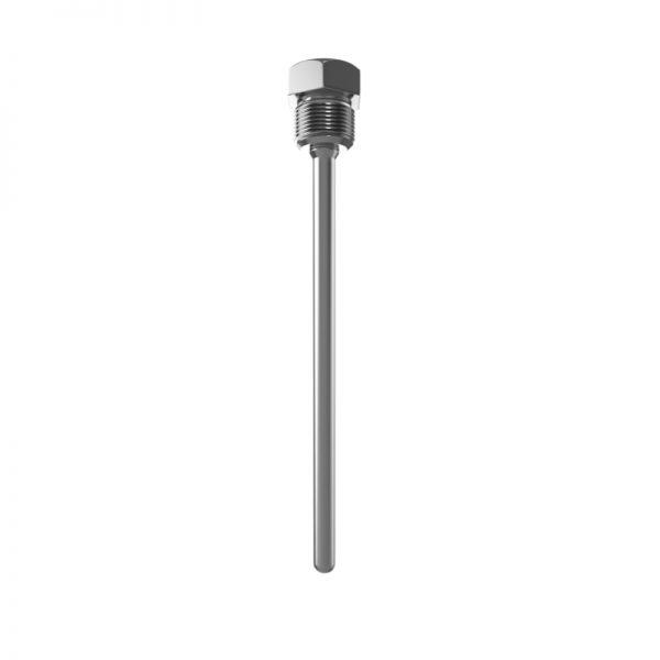 защитная гильза для датчиков температуры, гильза G1/2, гильза для погружного датчика, врезная гильза