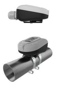 накладной датчик PT1000, накладной датчик Ni1000, датчик температуры обратной воды калорифера, VSN, VSN-3