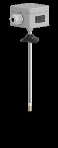 Канальный датчик влажности, преобразователь влажности канальный, датчик температуры и влажности 0-10В, датчик температуры и влажности 4-20мА