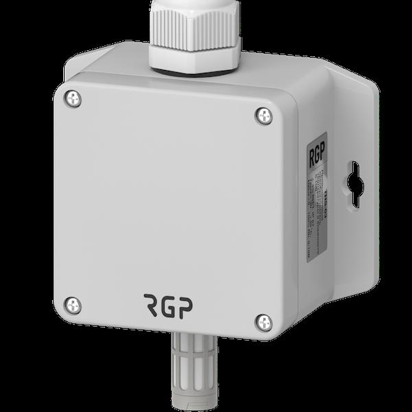 промышленный датчик влажности, преобразователь влажности 0-10В, преобразователь влажности уличный, датчик влажности 4-20 мА
